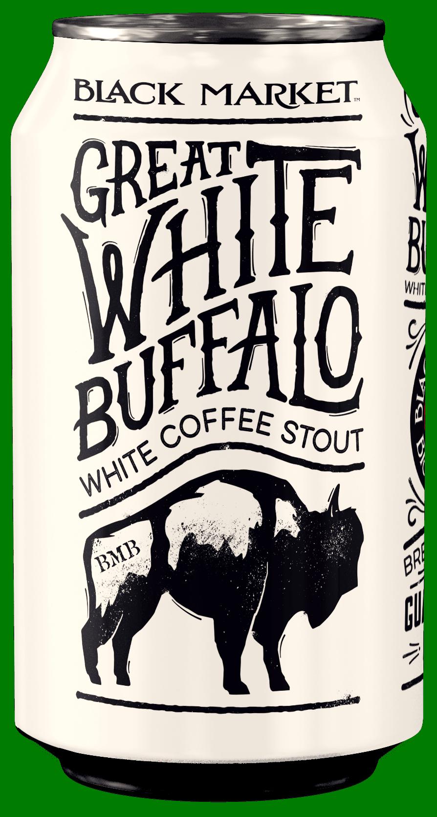 Great White Buffalo can