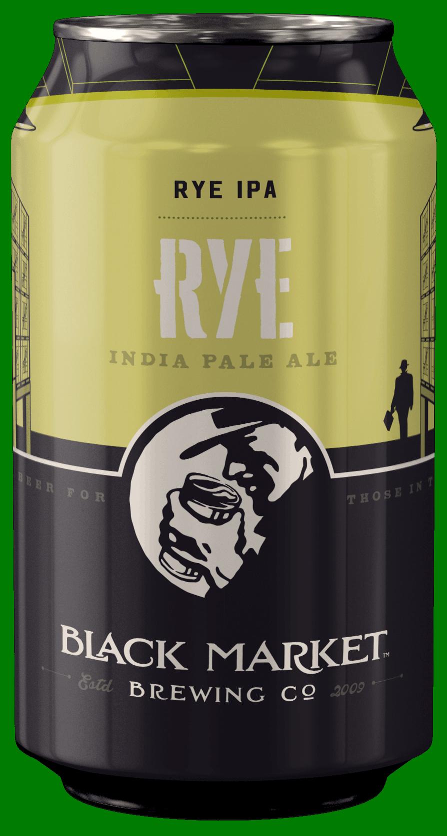 Rye IPA can